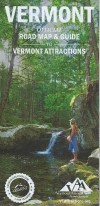 Vermont Official Road Map & Guide to Vermont Attractions