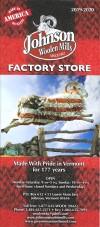 Johnson Woolen Mills Factory Store