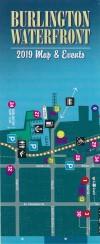 Burlington Waterfront Map & Activities