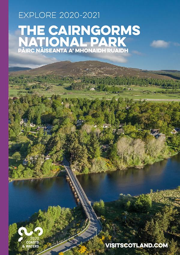 VS Explore The Cairngorms National Park