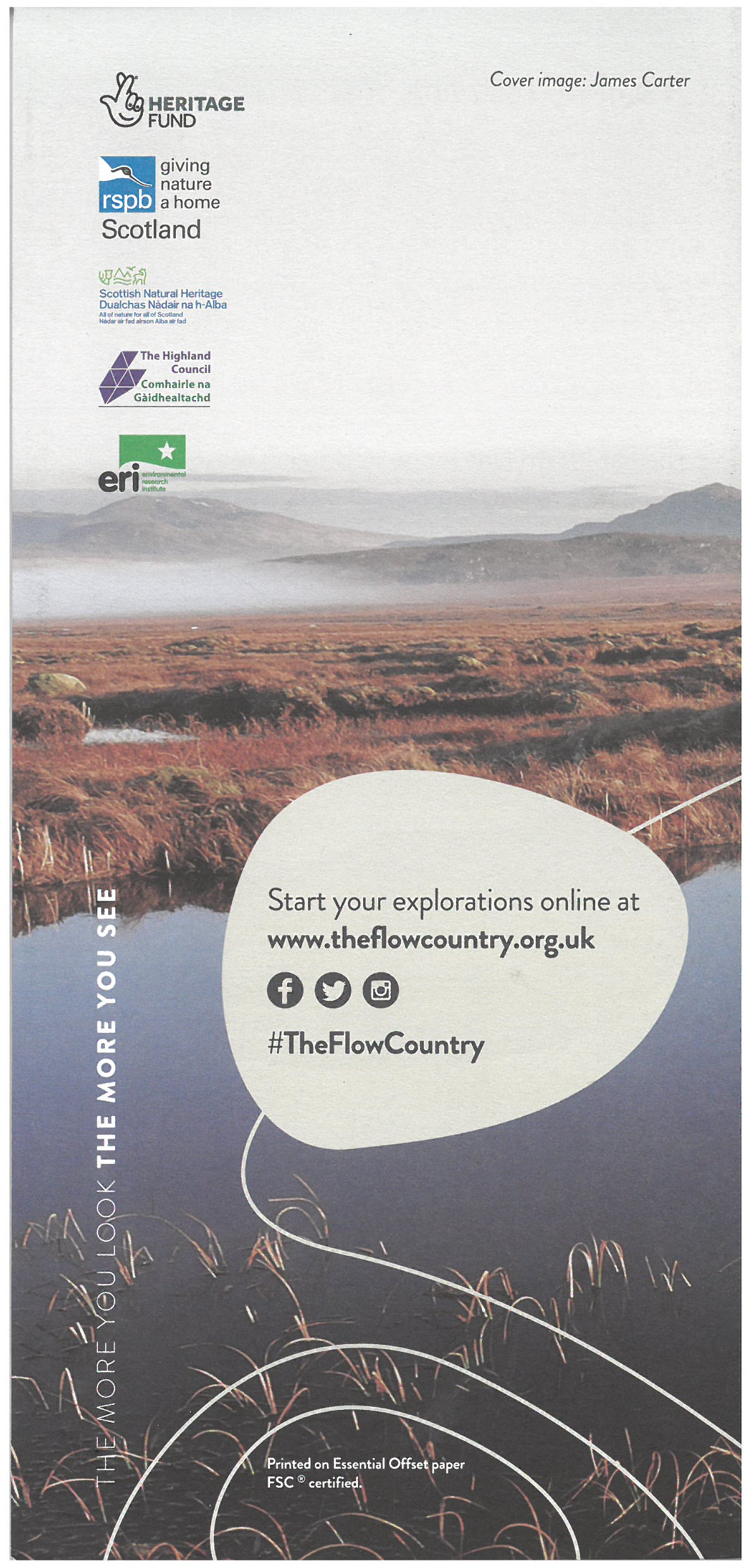 The Flow Country brochure thumbnail