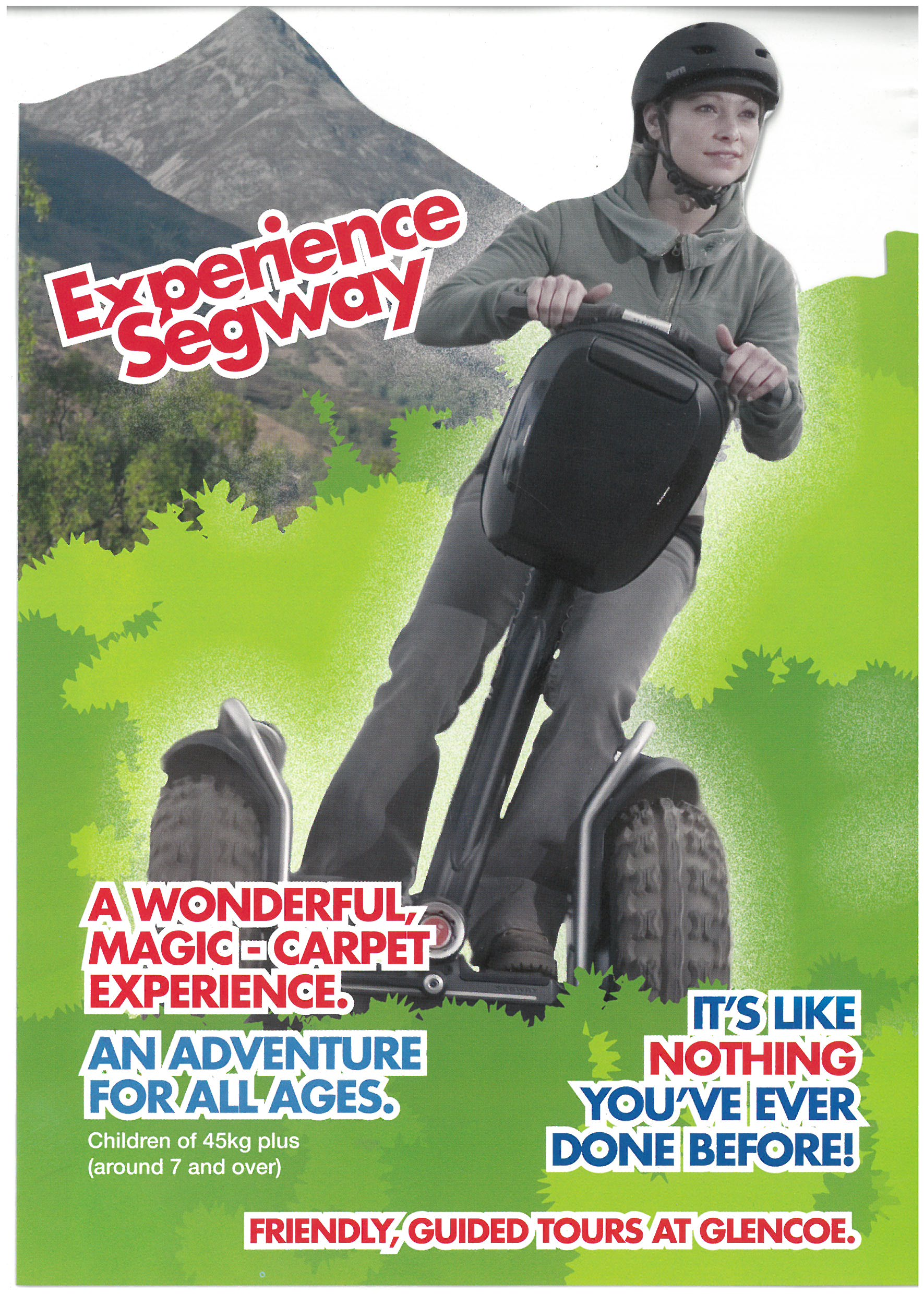 Experience Segway