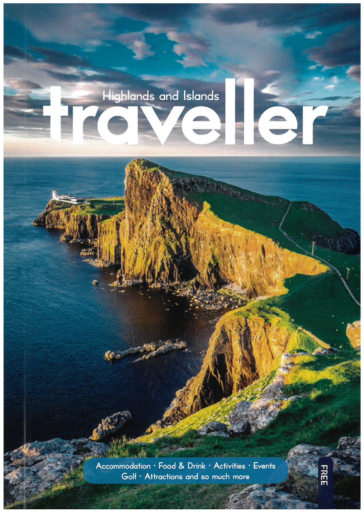Highlands & Islands Traveller