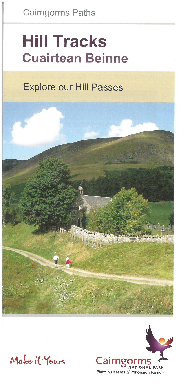 Cairngorms National Park - Hill Tracks