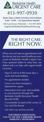 Berkshire Health Urgent Care