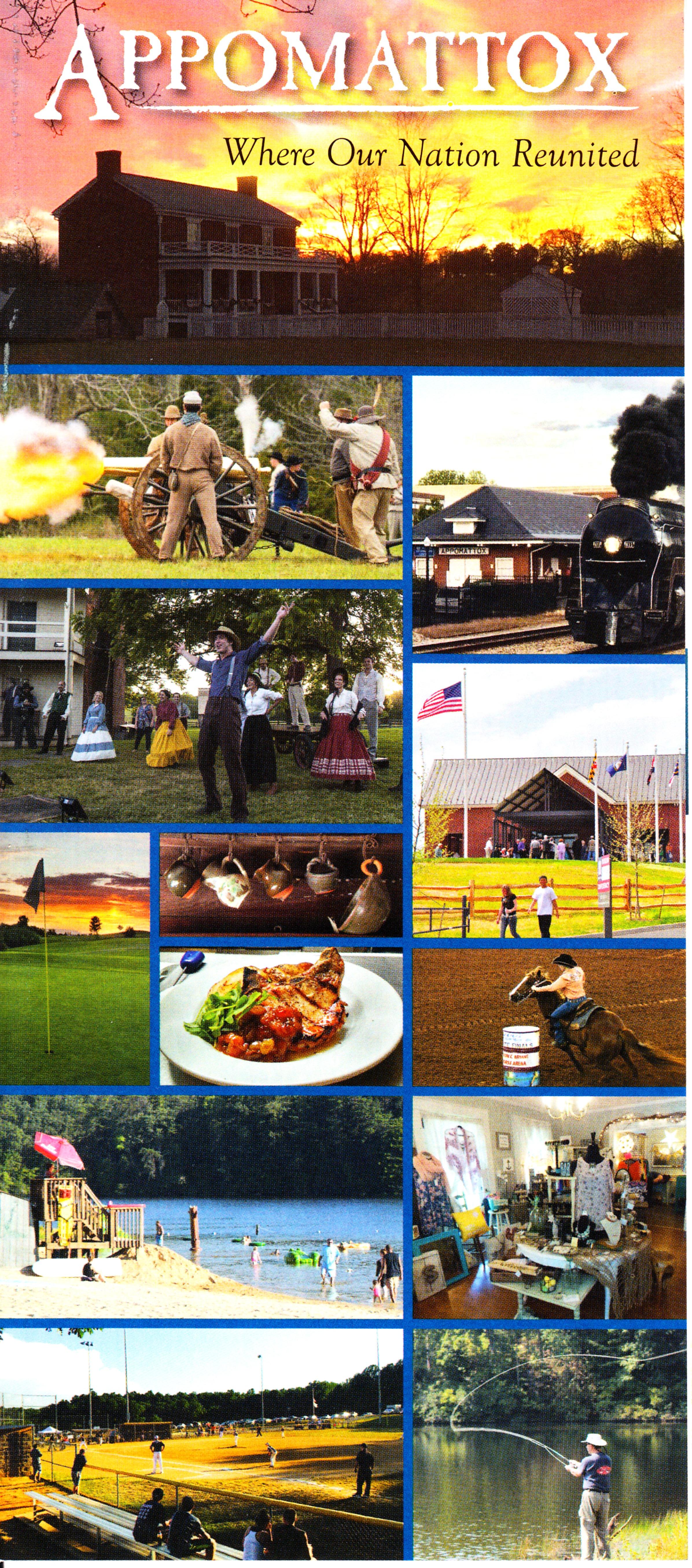 Appomattox Front Brochure Cover