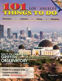 101 Fun Things Los Angeles