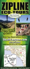 Skull Canyon Zip Line