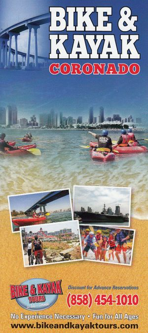 Bike & Kayak Tours brochure thumbnail
