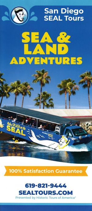Seal Tours brochure thumbnail