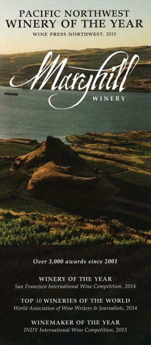 Maryhill Winery - Vancouver brochure thumbnail