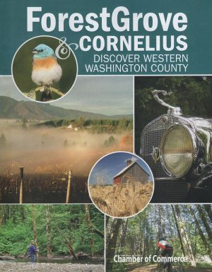 Discover Forest Grove brochure thumbnail