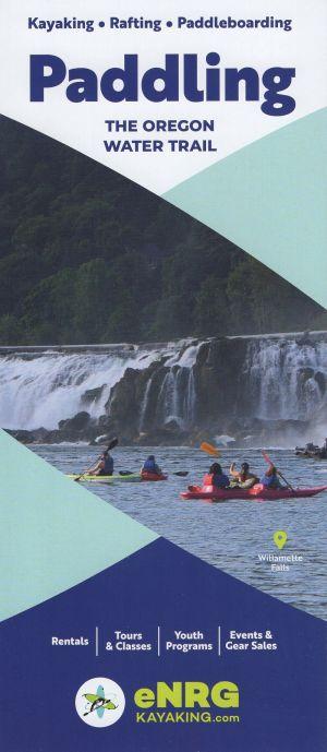 eNRG Kayaking - N. Santiam brochure thumbnail