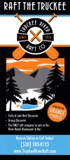 Rafting Truckee River/Tahoe City
