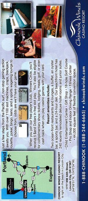 Chinook Winds brochure thumbnail