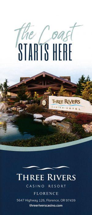 Three Rivers Casino brochure thumbnail