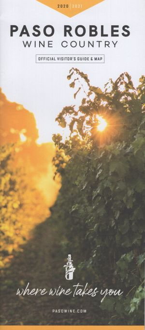 Paso Robles Wine Country brochure thumbnail