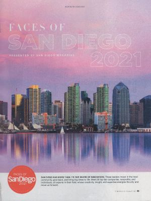 San Diego - December, 2020 brochure thumbnail