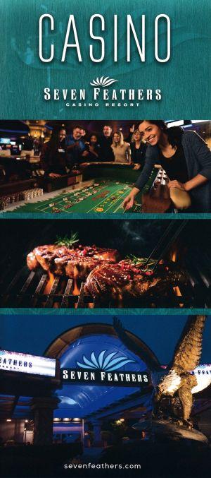 Seven Feathers Casino Resort brochure thumbnail