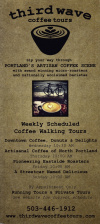 Third Wave Coffee Tours