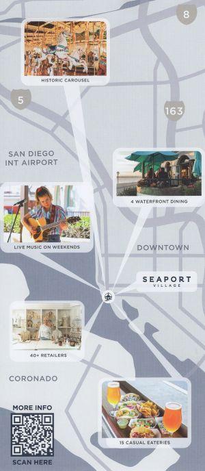 Seaport Village brochure thumbnail