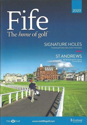 Fife the home of Golf brochure thumbnail