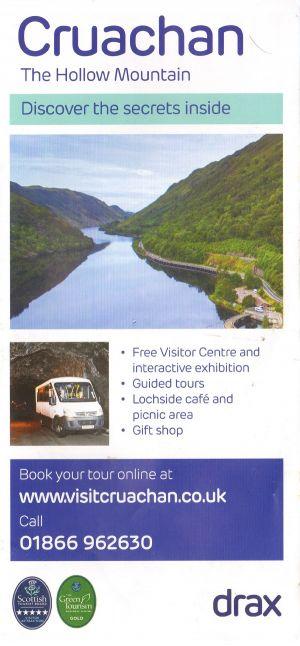 Cruachan Hollow Mountain brochure thumbnail