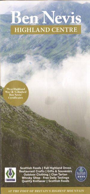 Ben Nevis Highland Centre brochure thumbnail