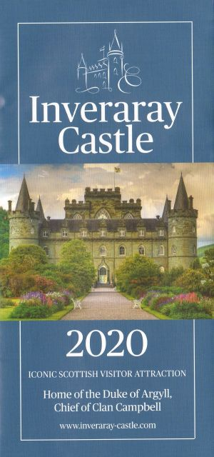 Inveraray Castle  brochure thumbnail