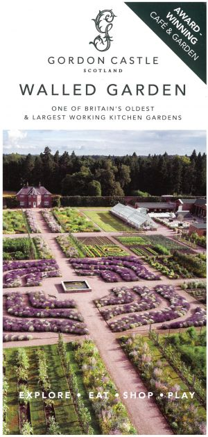 Gordon Castle Walled Garden brochure thumbnail
