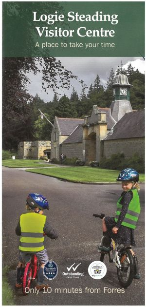 Logie Steading Visitor Centre brochure thumbnail