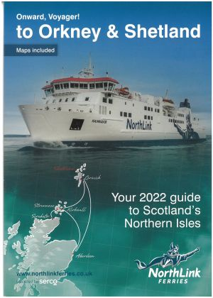 NorthLink Ferries to Orkney & Shetland brochure thumbnail