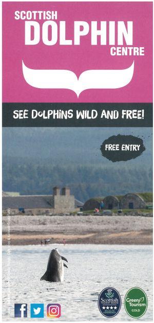 Scottish Dolphin Centre brochure thumbnail