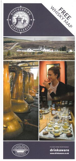 Discovering Distilleries brochure thumbnail