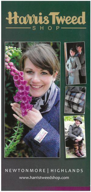 Harris Tweed Shop brochure thumbnail
