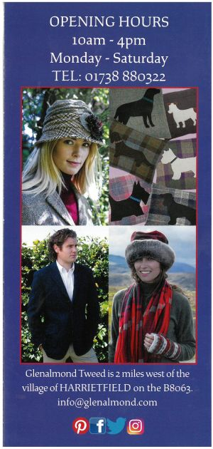 Glenalamond Tweed brochure thumbnail