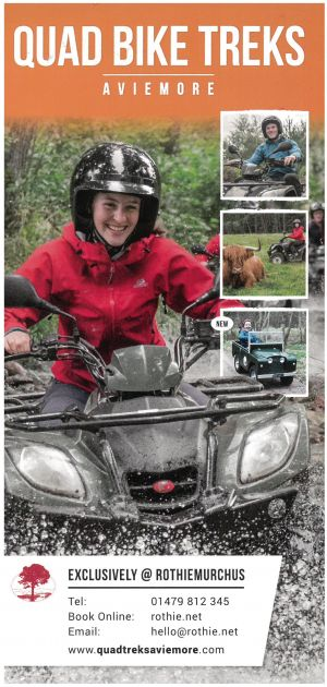 Quad Bike Treks Aviemore brochure thumbnail