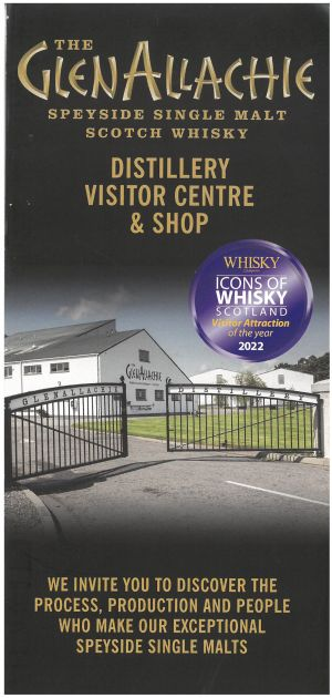 The Glenallachie Distillery brochure thumbnail