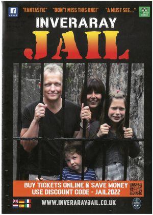 Inveraray Jail brochure thumbnail