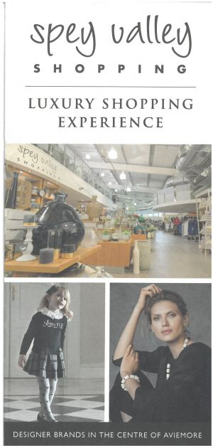 Spey Valley Shopping brochure thumbnail