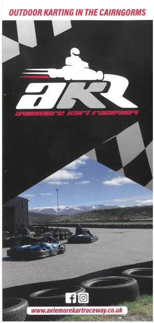 Aviemore Kart Raceway brochure thumbnail
