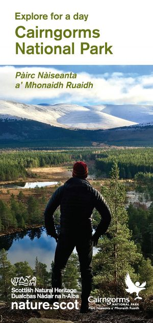 Cairngorms National Park - Explore for a Day brochure thumbnail