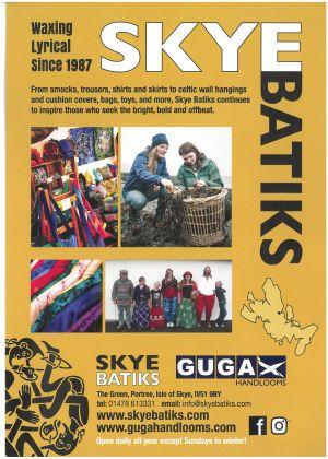 Skye Batiks brochure thumbnail