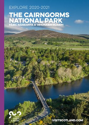 VS Explore The Cairngorms National Park brochure full size