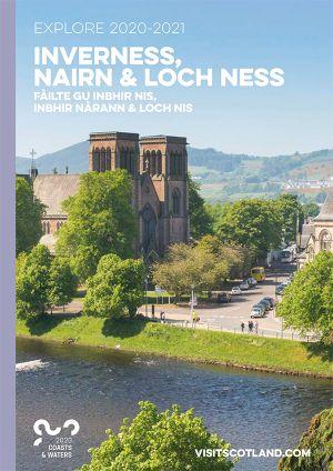 VS Explore Inverness, Nairn & Loch Ness brochure full size