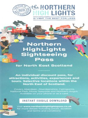 Northern High Lights Sightseeing Pass brochure thumbnail