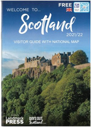 Welcome to Scotland Guide brochure full size