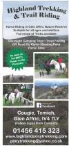 Highland Trekking & Trail Riding