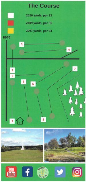 Abernethy Golf Club brochure thumbnail