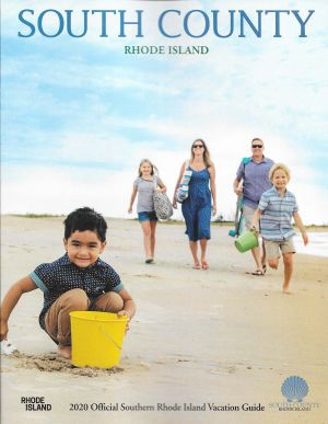 South County Rhode Island Beaches brochure thumbnail